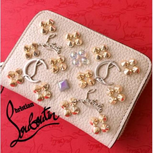 Christian Louboutin(クリスチャンルブタン)の新色♪ Christian Louboutin コインケース バレリーナ レディースのファッション小物(財布)の商品写真