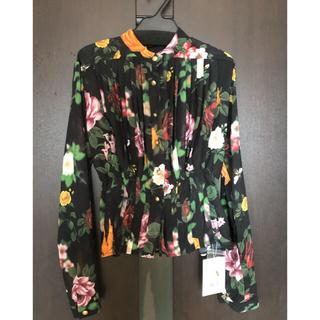 Ameri VINTAGE - 新品未使用 ameri vintage  coco Flower blouse