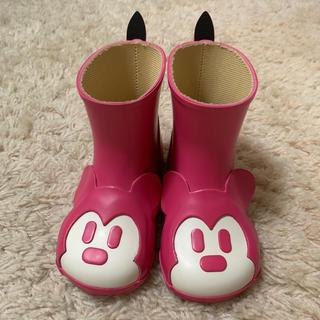ダイアナ(DIANA)のダイアナ ディズニー レインブーツ 15センチ(長靴/レインシューズ)
