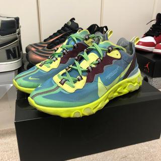 NIKE - Nike undercover react 87 sacai