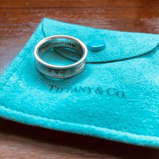 ティファニー(Tiffany & Co.)のティファニー 19号(リング(指輪))