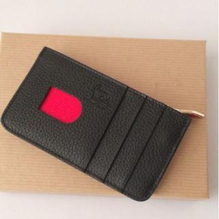 クリスチャンルブタン(Christian Louboutin)のChristian Louboutin☆ キーリング付カード・コインケース(コインケース)