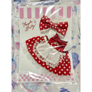 Angelic Pretty - リリカルバニーちゃんのお洋服セット milkshake