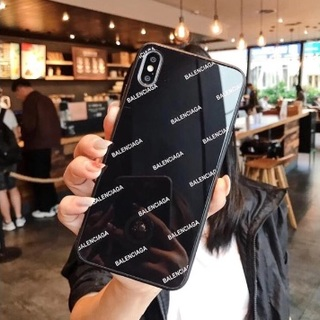 Balenciaga - 新入荷のiPhoneX/XS 強化ガラスケース