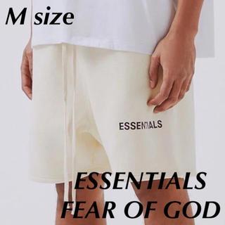 フィアオブゴッド(FEAR OF GOD)のFOG Fear Of God Essentials M スウェット ショーツ(ショートパンツ)