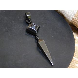 プエルタデルソル(PUERTA DEL SOL)の極美品 プエルタデルソル ネックレス ペンダント ブラック(ネックレス)