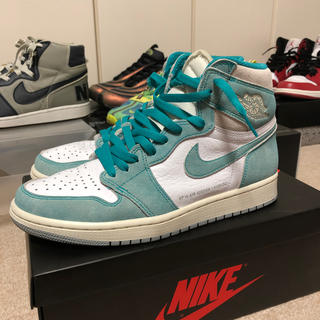 NIKE - Nike air jordan 1 turbo green