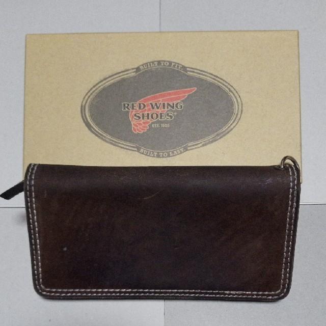 REDWING(レッドウィング)のREDWING 長財布 メンズの靴/シューズ(ブーツ)の商品写真