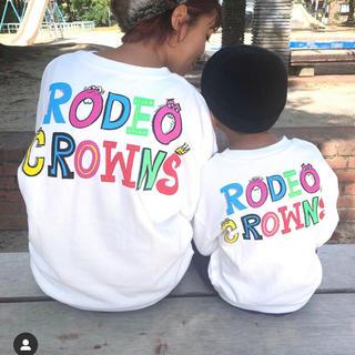 ロデオクラウンズワイドボウル(RODEO CROWNS WIDE BOWL)のRCWB✳︎ryu ambe コラボスウェット✳︎各色1枚ずつ限定出品‼️(トレーナー/スウェット)