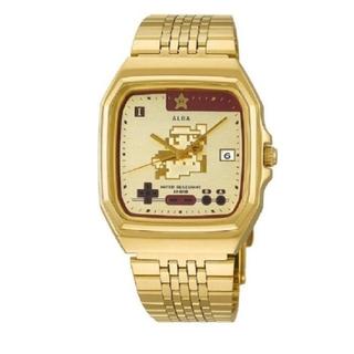 アルバ(ALBA)のスーパーマリオ ACCK711 セイコー アルバ(腕時計(アナログ))