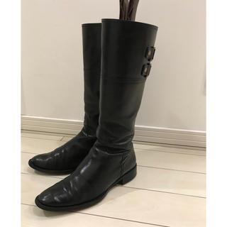 DIANA - DIANA✨ジョッキブーツ👢歩きやすい💕黒24.5