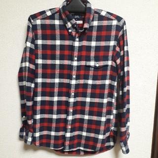 シップス(SHIPS)のSHIPS シップス アメリカ製 ネルシャツ(シャツ)