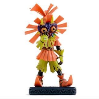 ニンテンドウ(任天堂)の【VIJYU IG】ゼルダの伝説 ムジュラの仮面 スタルキッド フィギュア(ゲームキャラクター)