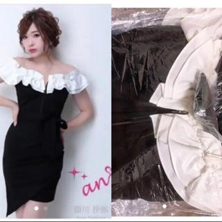 アン(an)の an ドレス andy ドレス ローブドフルール ドレス メゾンドボーテ(ミニドレス)