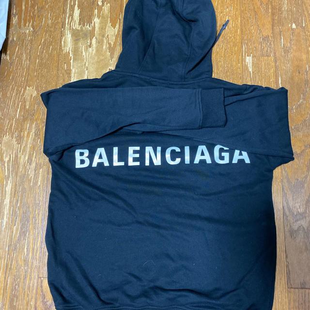 Balenciaga(バレンシアガ)のバレンシアガパーカー メンズのトップス(パーカー)の商品写真