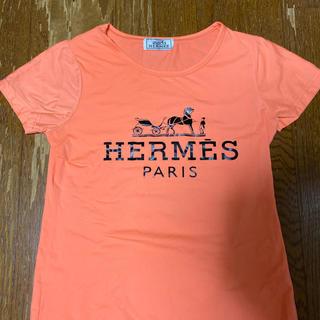 エルメス(Hermes)のエルメスTシャツ(Tシャツ(半袖/袖なし))