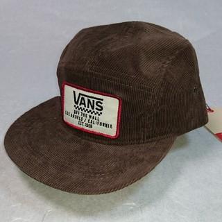 ヴァンズ(VANS)の【新品】VANS キャップ(キャップ)