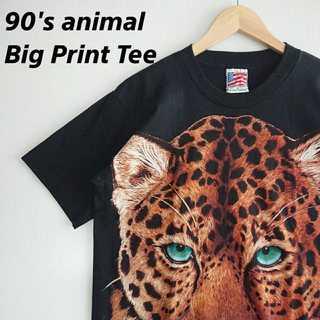 718 希少 90s 1994年製 ビッグ アニマル Tシャツ 美品です