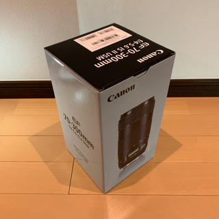 Canon - Canon EF70-300mm f/4-5.6 IS Ⅱ USM 新品未開封