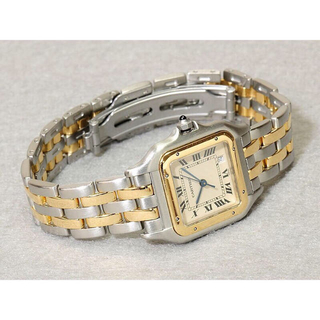 Cartier - 美品,高額品カルティエCartier腕時計18K金