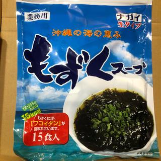 コストコ - ✨コストコ ナガイ もずくスープ 15食✨