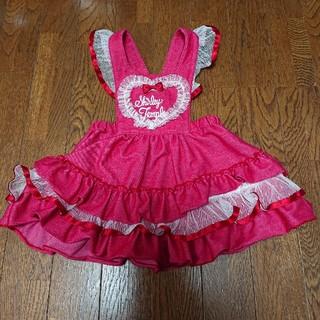 Shirley Temple - シャーリーテンプル ジャンパースカート 80 ワンピース