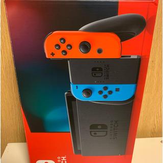 Nintendo Switch - 新品未使用 Nintendo Switch 新型