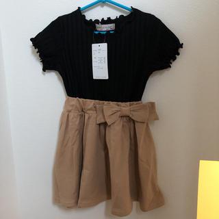ever closet ドッキングワンピ 秋服☆(ワンピース)