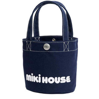 mikihouse - ミキハウス トートバッグ