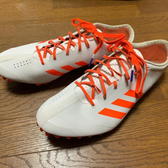 adidas(アディダス)のadidas adizero Prime SP 2 アディダス アディゼロ 27 スポーツ/アウトドアのスポーツ/アウトドア その他(陸上競技)の商品写真