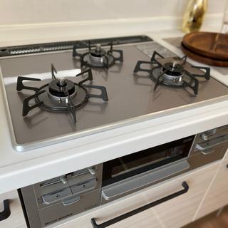 リンナイ(Rinnai)のシステムキッチン用ガスビルトインコンロ(調理機器)