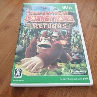 Wii - ドンキーコング リターンズ