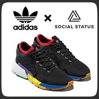 アディダス(adidas)の限定コラボ★adidas × social status 【25.5cmのみ!】(スニーカー)