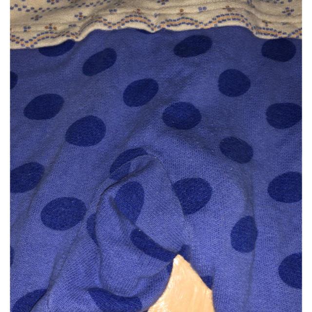 ampersand(アンパサンド)の長袖ロンパース  サイズ70 キッズ/ベビー/マタニティのベビー服(~85cm)(ロンパース)の商品写真