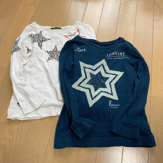 フィス(FITH)のフィス ロングTシャツ 110cm セット売り(Tシャツ/カットソー)