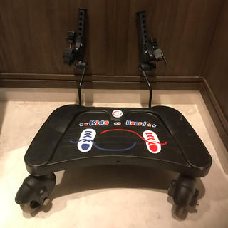ニホンイクジ(日本育児)のバギーボード(ベビーカー/バギー)