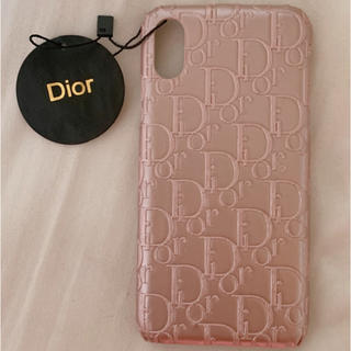 ディオール(Dior)のdior✨iPhonex iPhonexs ケース(iPhoneケース)