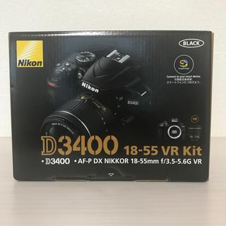 Nikon - Nikon D3400 新品未開封