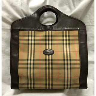 BURBERRY - Burberry's バーバリーズ ヴィンテージトートバッグ