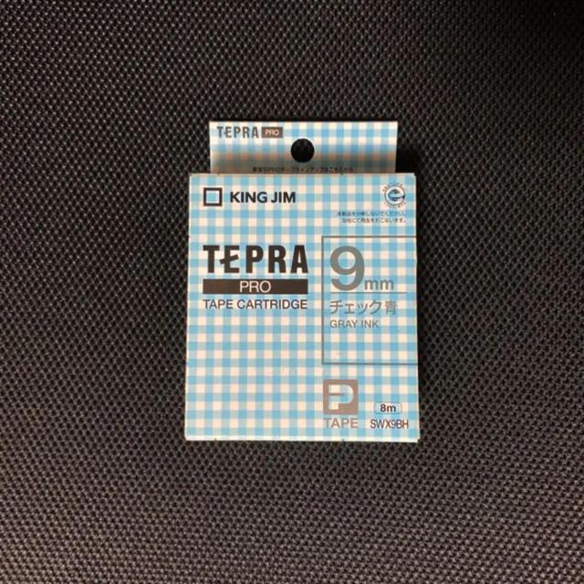 キングジム(キングジム)のテプラテープ インテリア/住まい/日用品のオフィス用品(オフィス用品一般)の商品写真