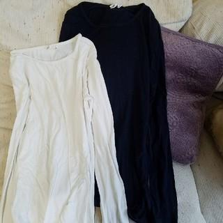 ギャップ(GAP)のGAP  ロングTシャツ 2枚(Tシャツ(長袖/七分))