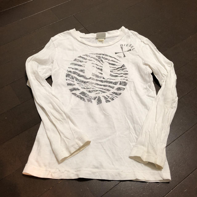 DIESEL(ディーゼル)のディーゼル☆Tシャツ キッズ/ベビー/マタニティのキッズ服 男の子用(90cm~)(Tシャツ/カットソー)の商品写真
