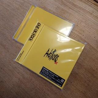 ワンオクロック(ONE OK ROCK)の☆初回限定盤 & 輸入盤☆ Ambitions 2DISCS(CD+DVD)(ポップス/ロック(邦楽))