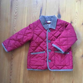 MUJI (無印良品) - 無印良品 キルティングジャケット 80