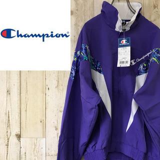 Champion - 【激レア】チャンピオンプロダクツ☆90s プリントロゴ ナイロンジャケット