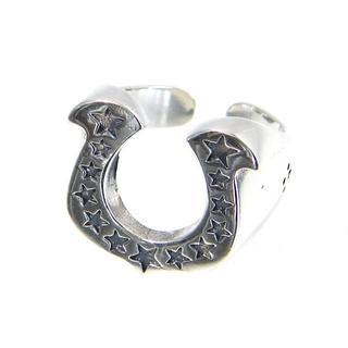 シルバー925製 ホースシュー リング 馬蹄 SILVER RING(リング(指輪))
