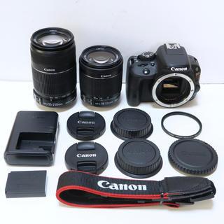 Canon - ⭐️初心者にオススメ⭐️EOS Kiss X7 ダブルレンズセット