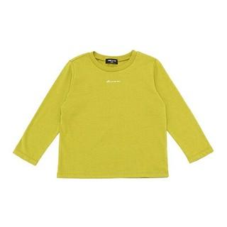 コムサイズム(COMME CA ISM)の140cm新品コムサイズム長袖カットソーロンTオリーブグリーン(Tシャツ/カットソー)