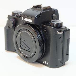 Canon - ⭐️1.0型大型CMOSセンサー⭐️Canon PowerShot G5X