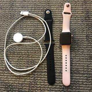 Apple - Apple Watch series 3 GPS + cellular